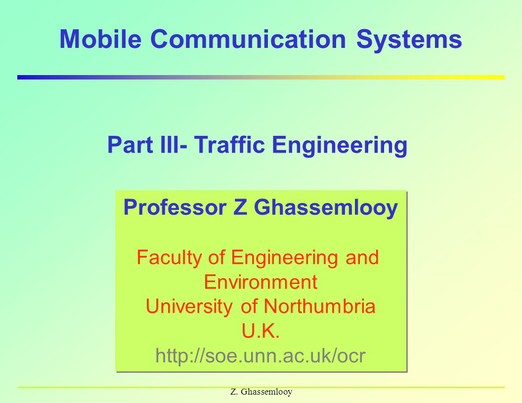 mobile communication systems 3 2 overview of communication systems a communication system is made up of devices that employ one of two communication methods (wireless or wired), different types of equipment (portable.