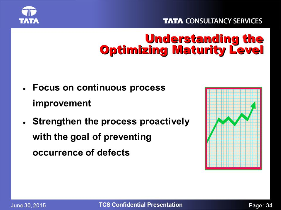 process improvement in tcs I am currently looking for a process excellence, structure/ tool to evaluate business process excellence level/ bench marked accros industry i am looking at efqm and apqc pcf, is there any others i should consider can anyone recommend one and gi og011111 | (0 answers) | answer how do other large scale.