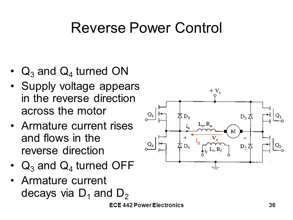 Dc Dc Converter Drives Ppt Video Online Download