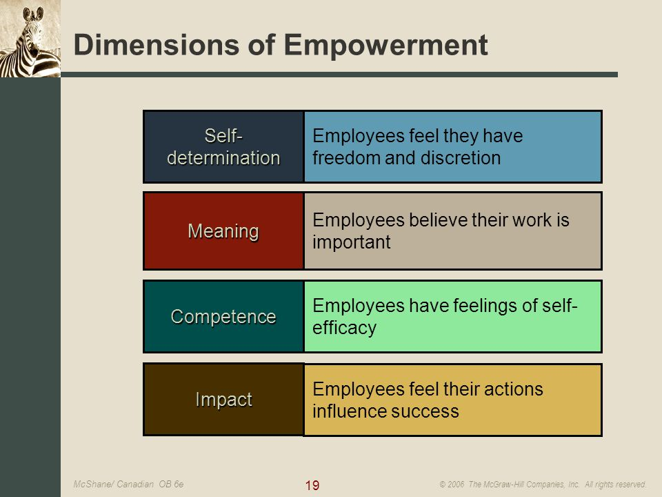 effects of employee empowerment on project success Project management (jung et al 2009) social-structural empowerment definition of construction industry performance and the effects of employee empowerment on construction output variables such as examine empirically the effect of nine factors of employee empowerment, where the factors were generated on the.