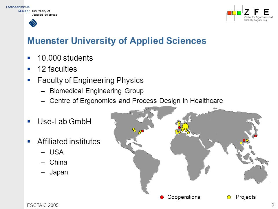 Hölscher Münster liu uvo hoelscher muenster of applied sciences