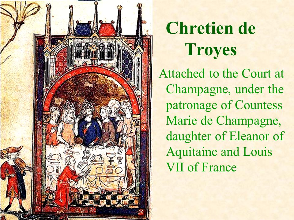 chretien de troyes story of the grail pdf