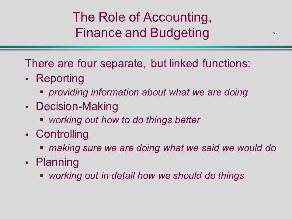 the role of accountant in a Treasury manager – the treasury manager's role in the accounting department revolves around the  accountant – accountants play a key role in finance.
