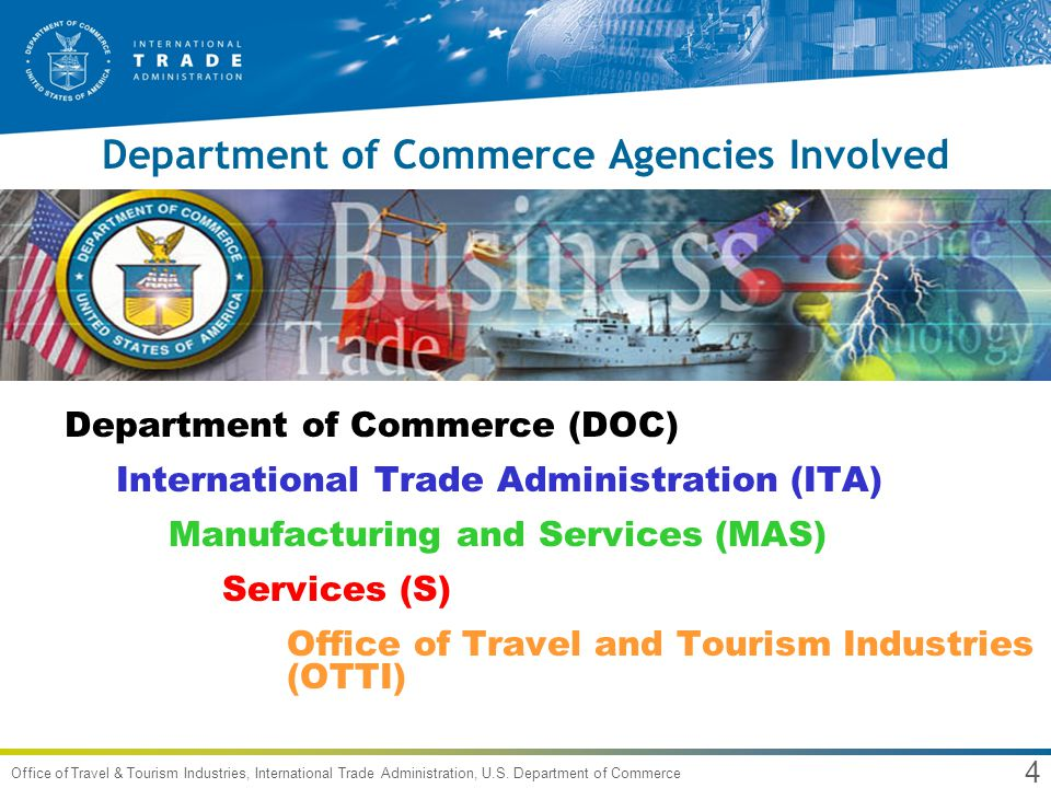 Travel trends for usa and utah an international - Bureau of export administration ...