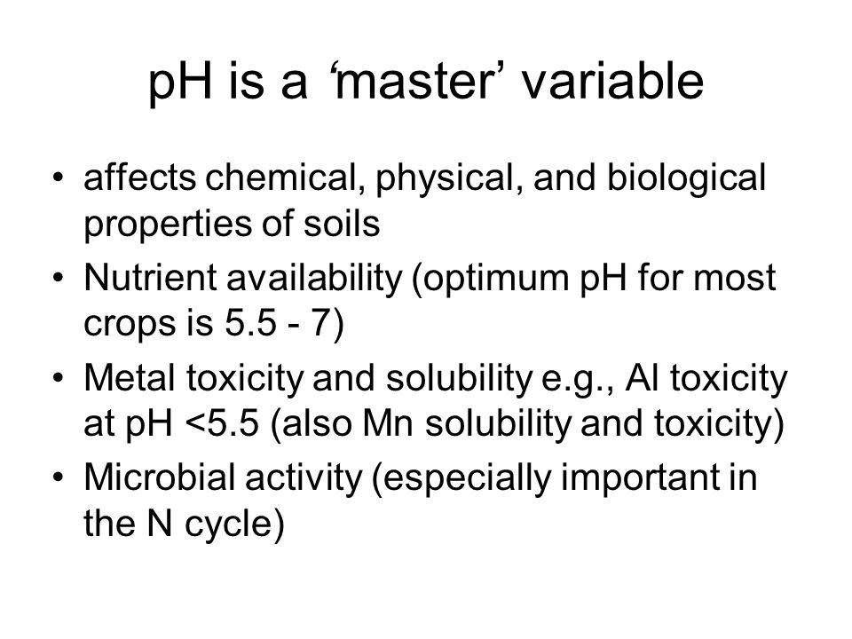 Causes remediation and implications ppt video online for Physical and chemical properties of soil wikipedia