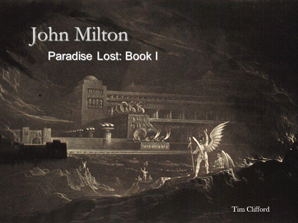 milton book 1