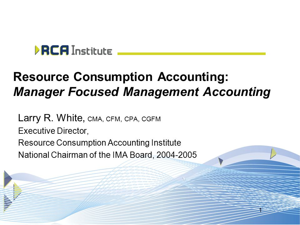 resource consumption accounting This document discusses about resource consumption accounting category education show more show less loading autoplay when autoplay is enabled, a suggested video will automatically play next.