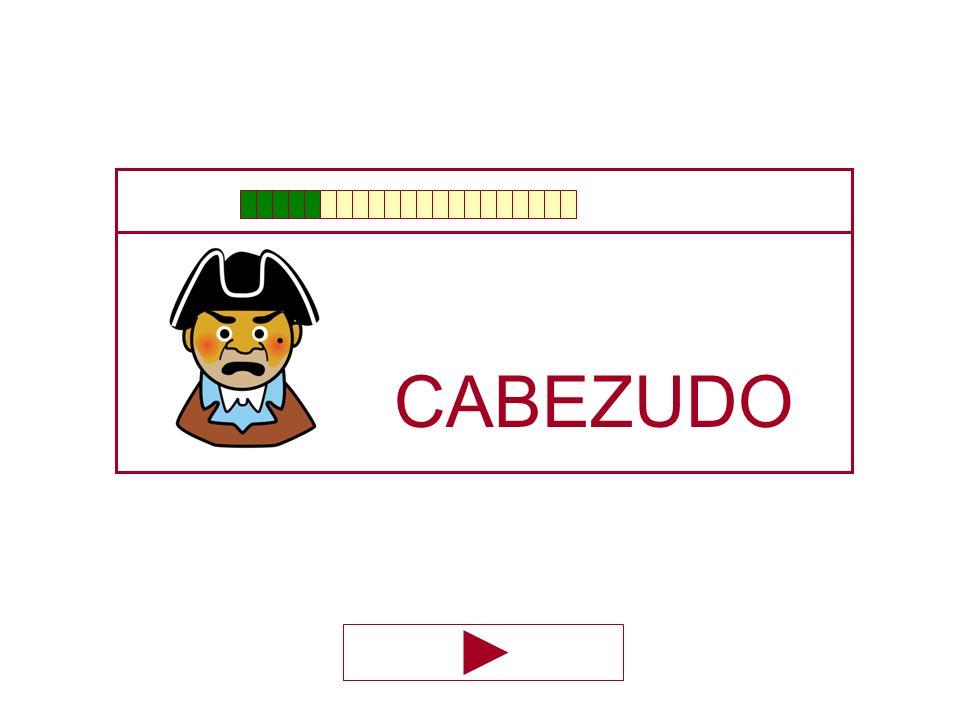 CABEZUDO