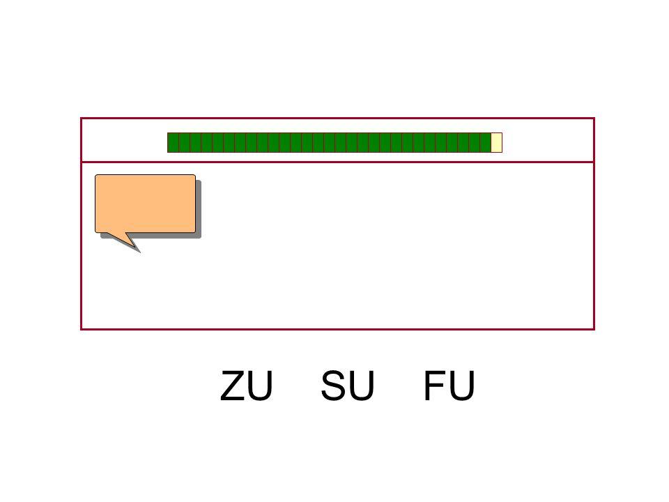 ZU SU FU