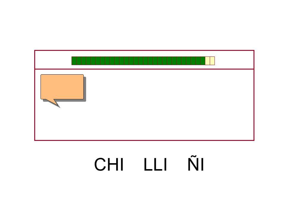CHI LLI ÑI