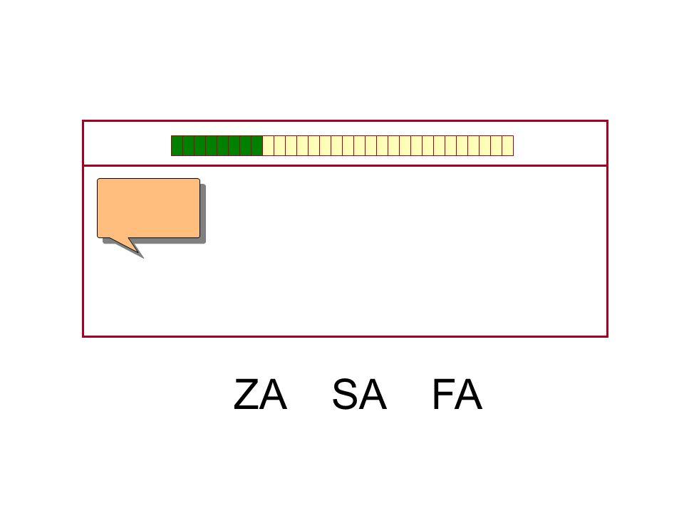 ZA SA FA