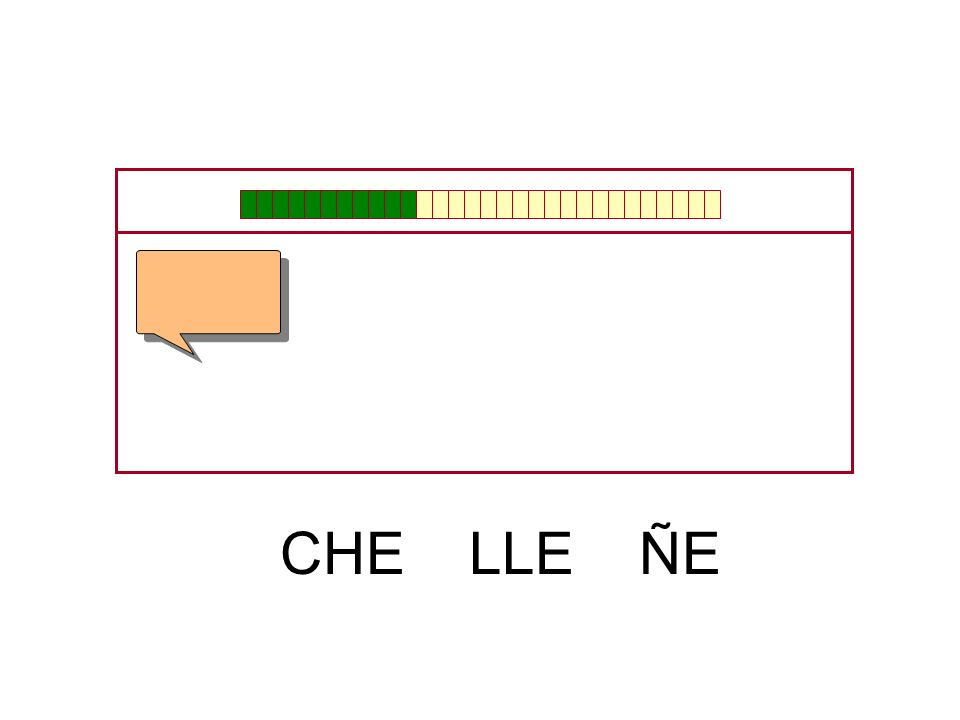 CHE LLE ÑE