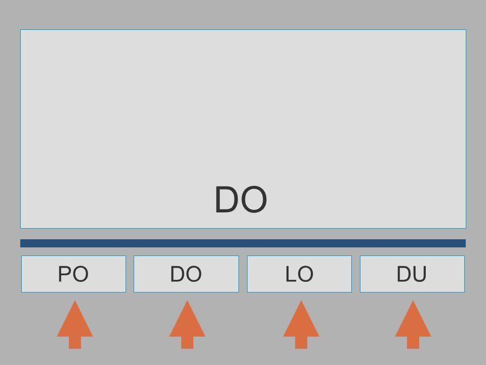 DO PO DO LO DU