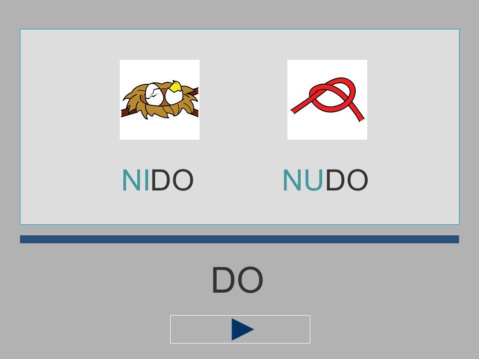 NIDO NUDO DO