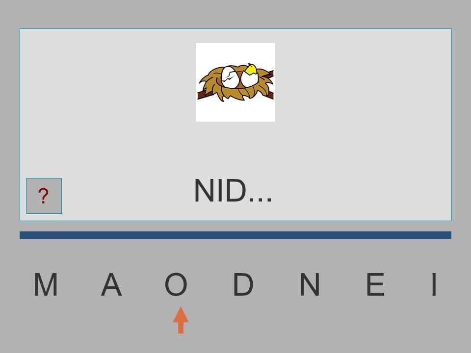 NID... M A O D N E I