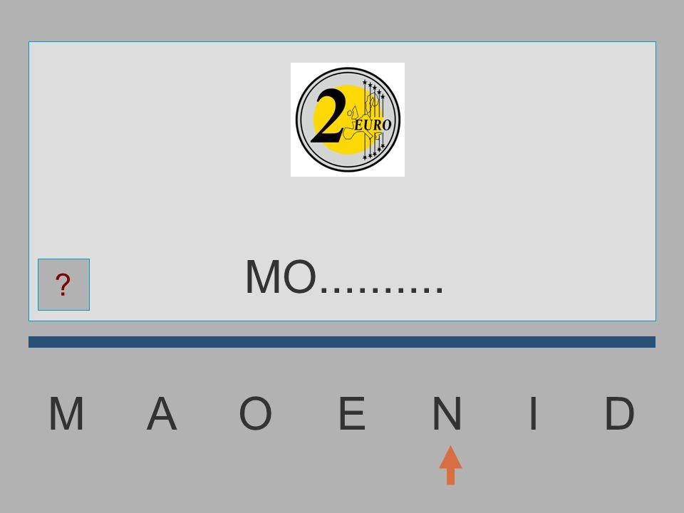 MO.......... M A O E N I D