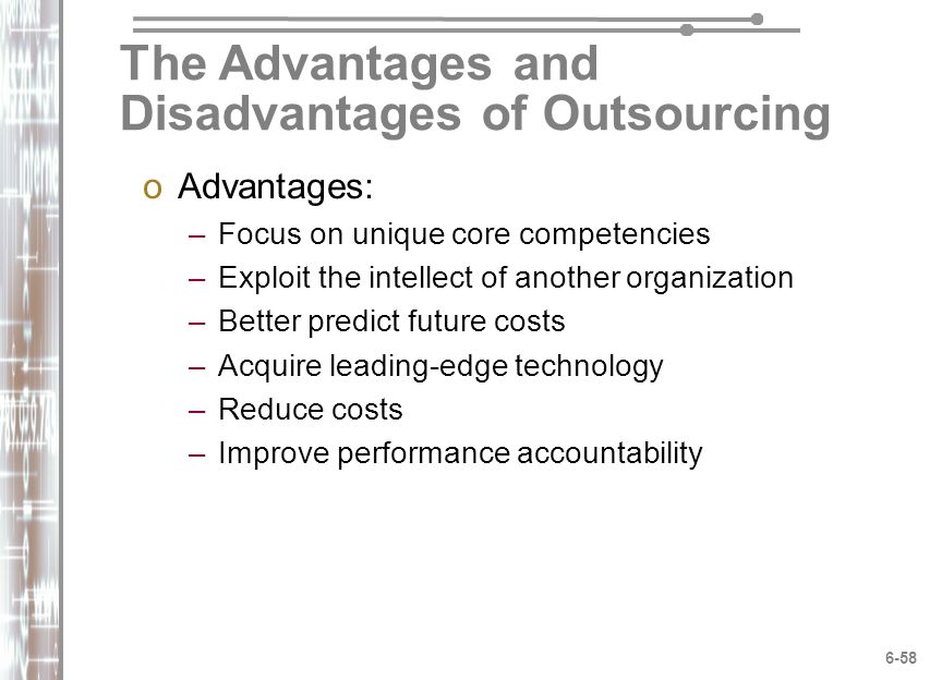 disadvantages of core competencies