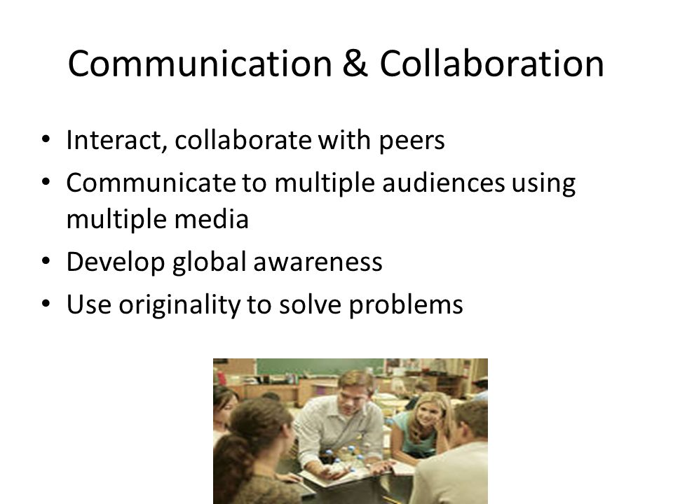 Communication & Collaboration