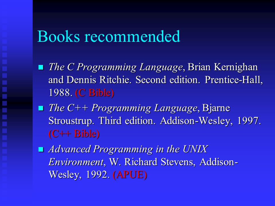 Unix and Shell Programming Lecture Notes Pdf- Download B ...