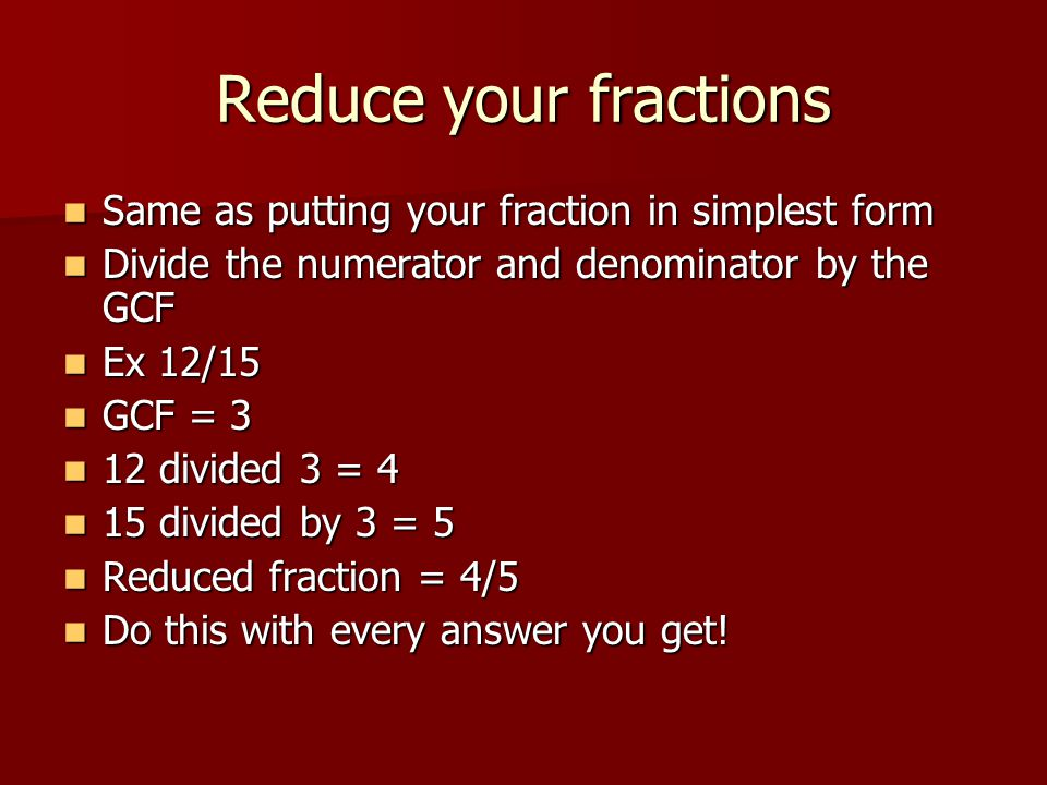 3.2 What's a Fraction?. - ppt video online download
