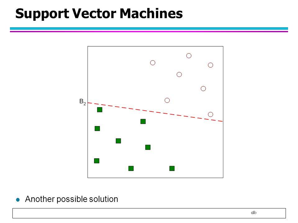 support vector machine ppt