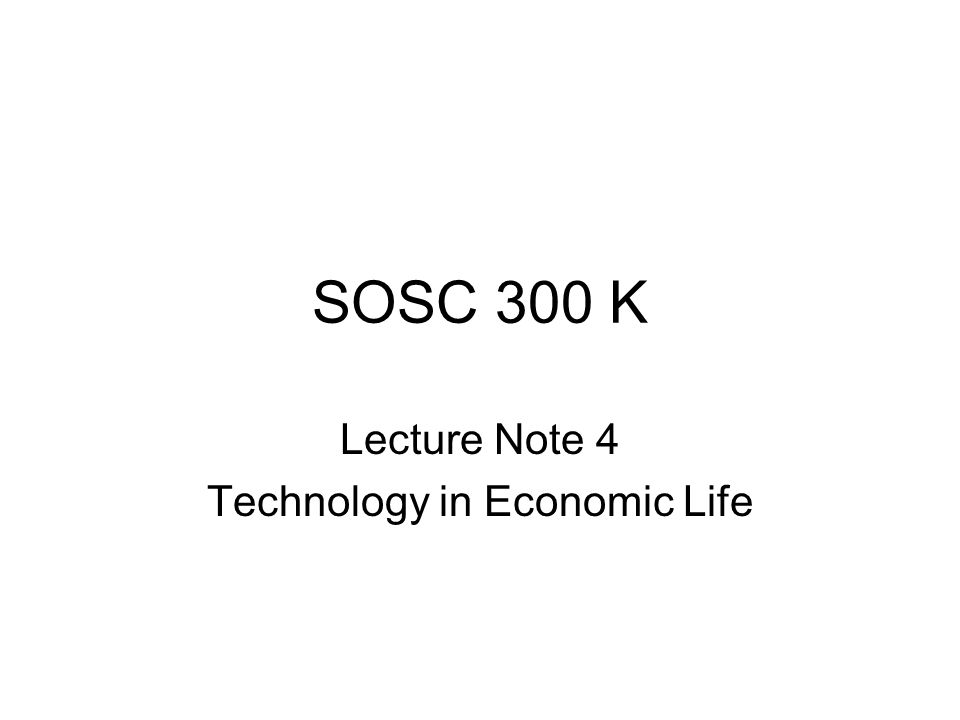 sosc 1340 a and b reading Notebrocom is where you can find and exchange helpful study material with students who are in your class now or have sosc 1340 a/b fall/winter semester 1 john.