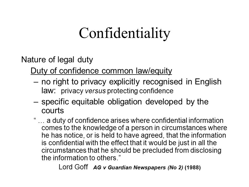 """genethics the confidentiality vs duty to Social workers sometimes face ethical and legal conflicts between the obligation to keep client information confidential and the obligation to warn potential victims of violent crimes the client may be planning to commit """"duty to warn"""" laws vary depending on the state, so if you are a social worker, you should."""
