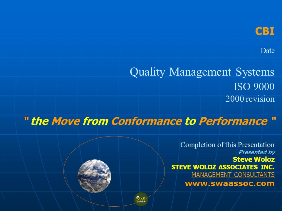 iso 9000 quality management system pdf