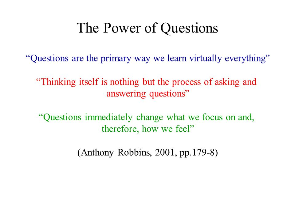 What is Anthony Robbins' best program? - Quora