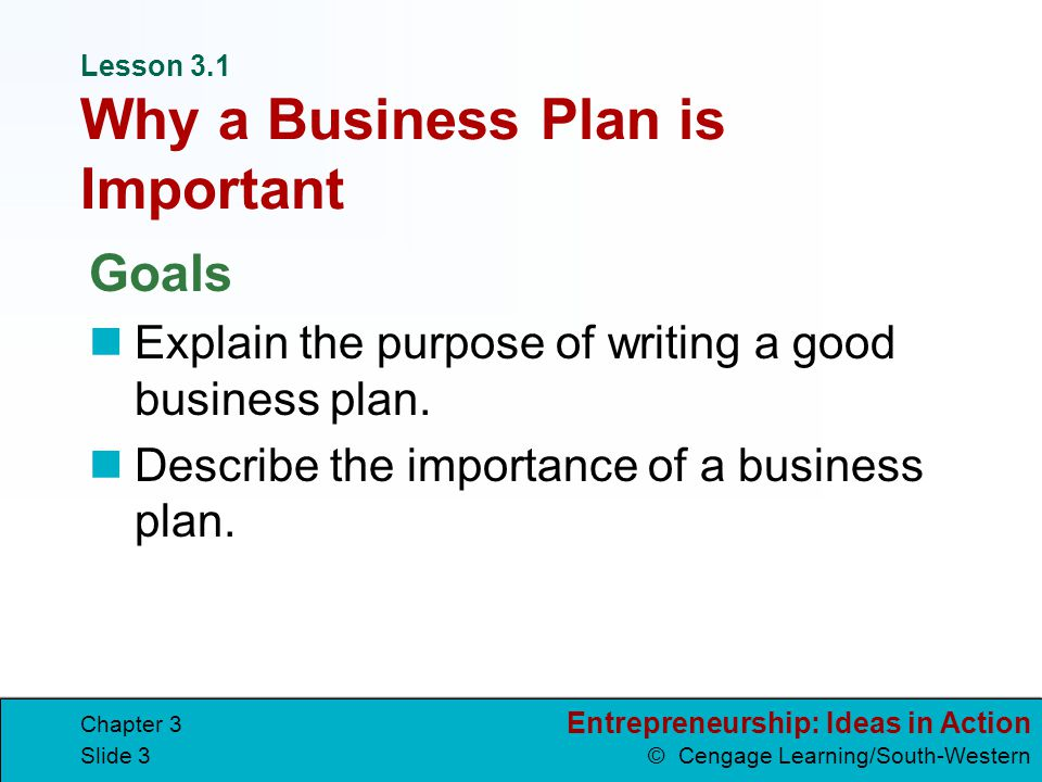 how to develop a business plan ppt