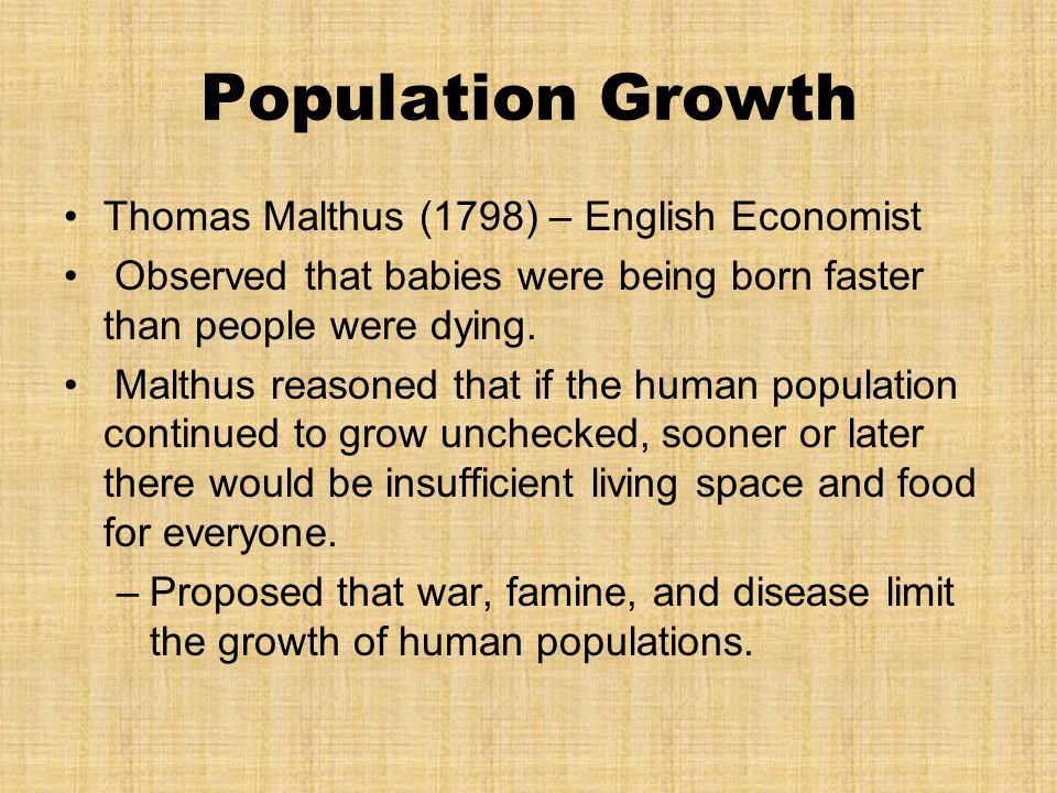 critics if thomas malthus theory Criticism of malthusian theory of population the malthusian theory of population has been the subject of a keen controversy the following are some of the grounds on which it has been criticized: — (i) in the first place, it is pointed out that malthus's pessimistic conclusions have not been borne out by the.