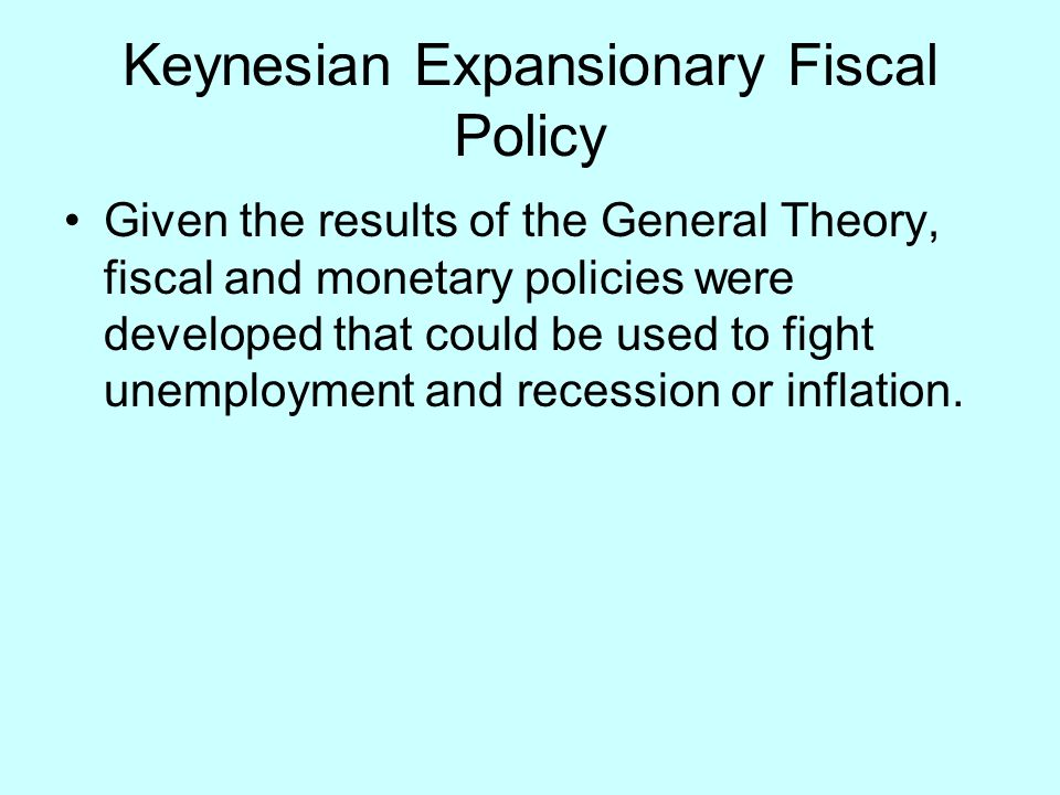 the changes that could result from fiscal and monetary policy Monetary & fiscal policy - dollar bill as building, chapter 7 monetary  the  result would have been a sharp rise in unemployment  instead, they focused  on narrower policy changes designed to strengthen the economy at the margins.