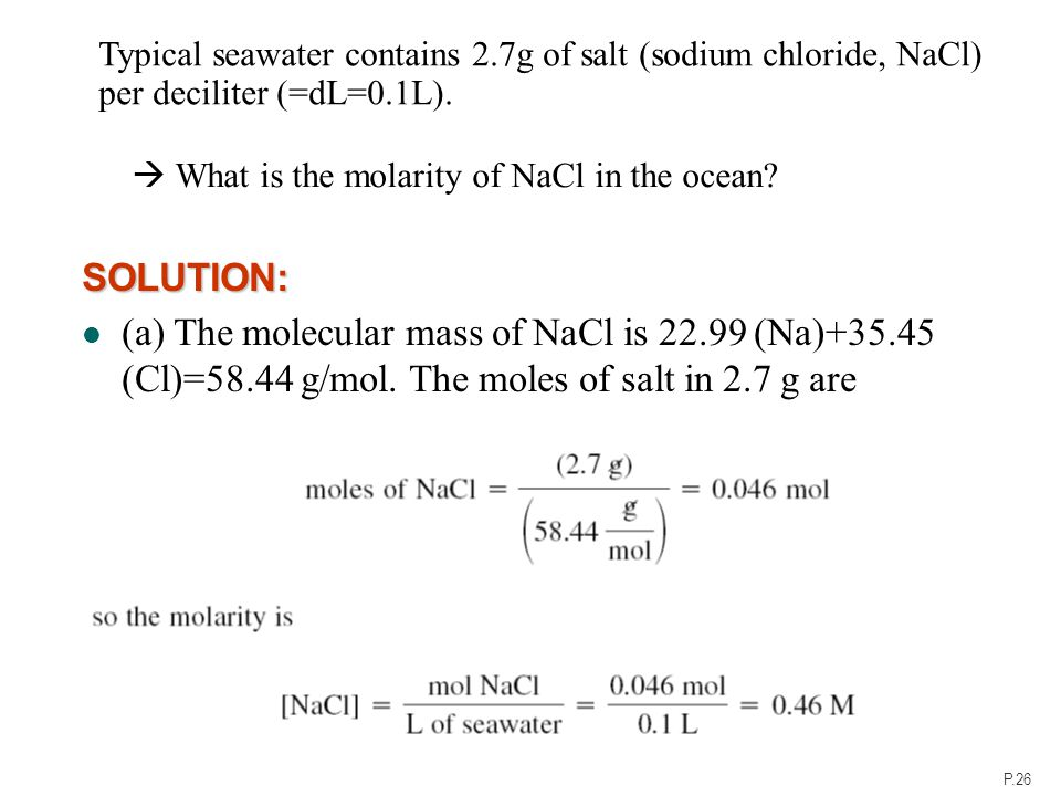 how to find the molar mass of mgcl2