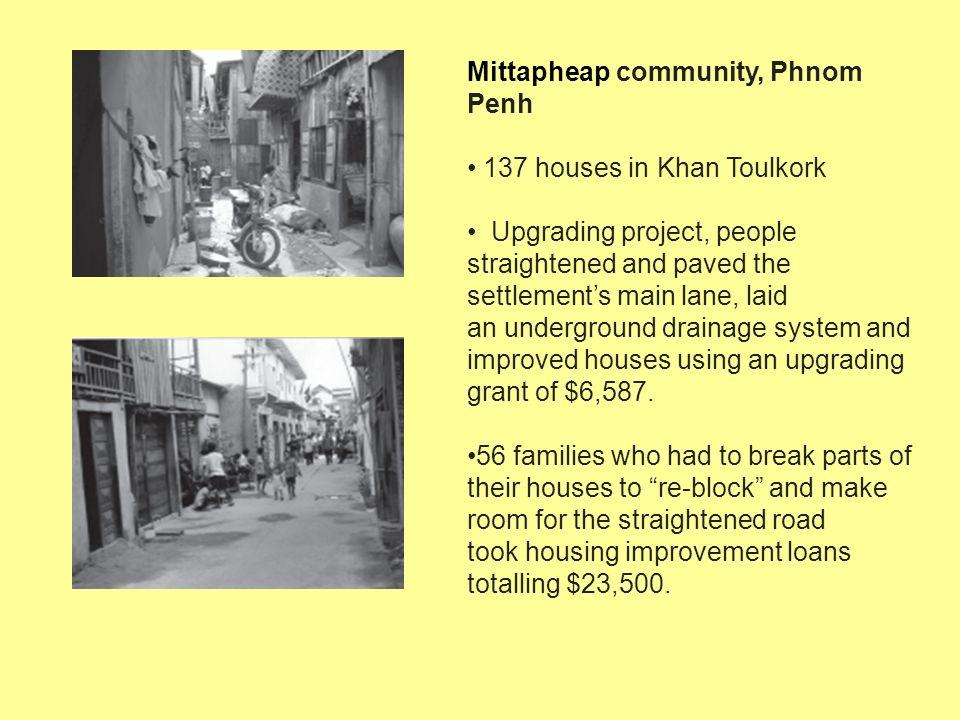 Mittapheap community, Phnom Penh
