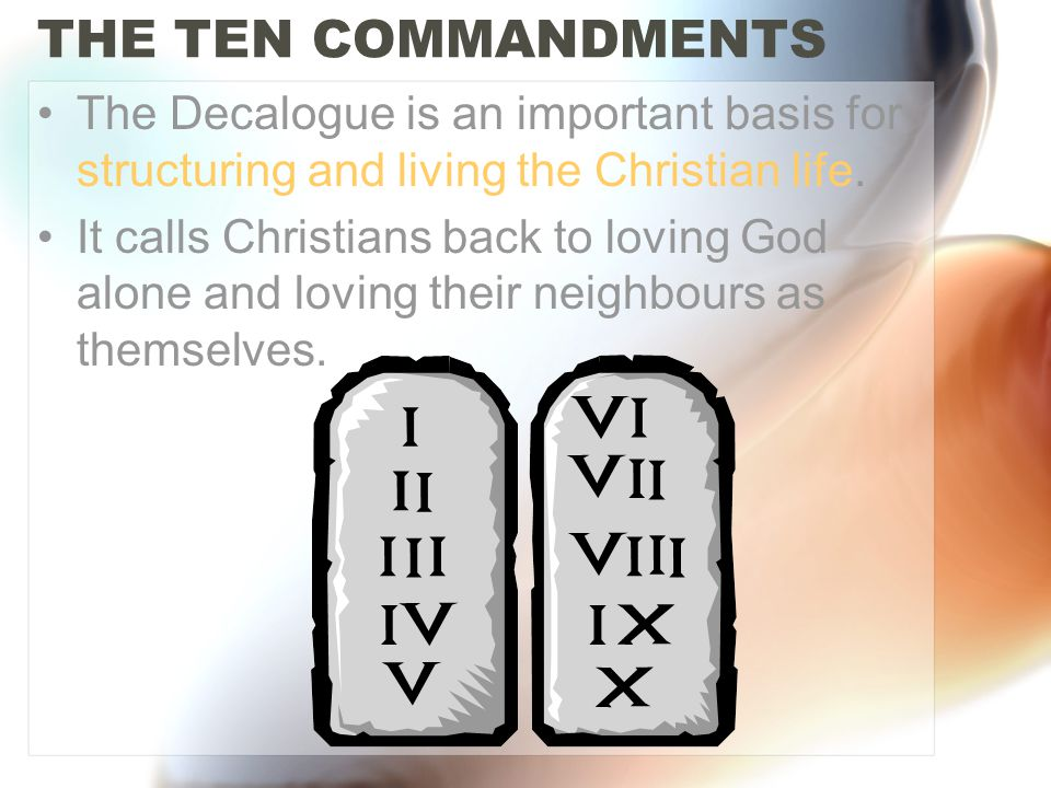 film analysis decalogue 10 commandments The film will, not surprisingly, center around the exodus story of moses, and  the -ten-commandments-movie-poster-1956-1010462045  pingback: noah  producers remaking the ten commandments | mm web reviews.