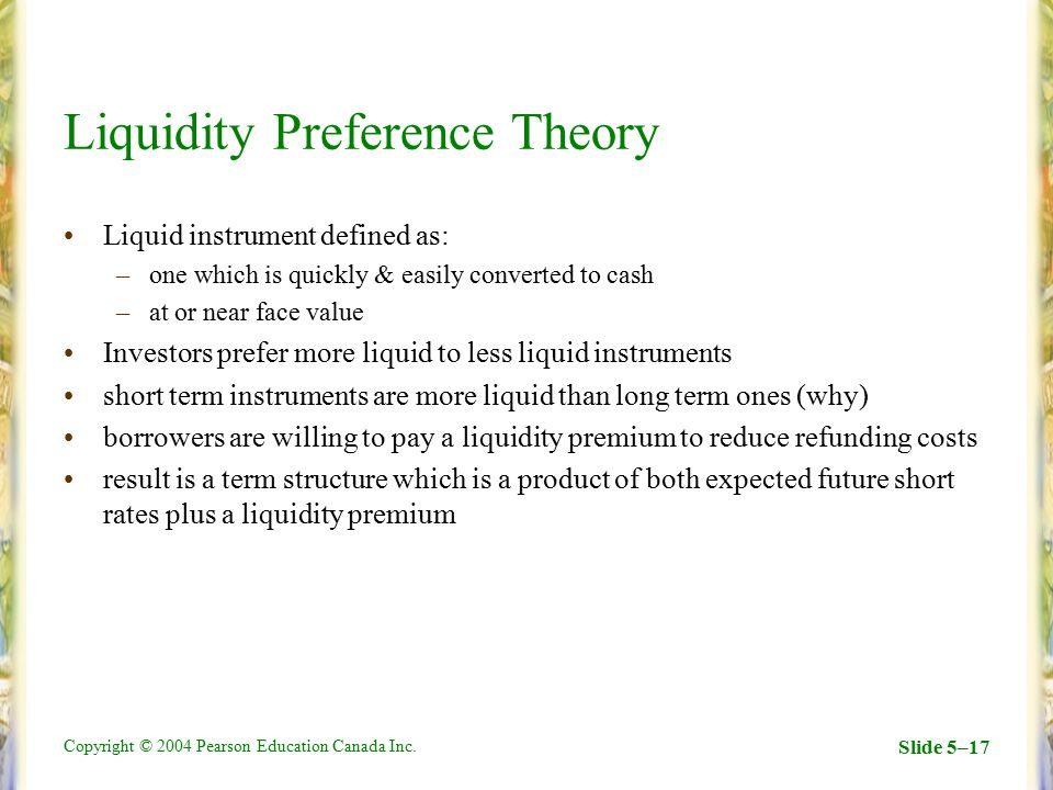 Liquidity Preference Theory: Motives and Criticism (With Diagram)