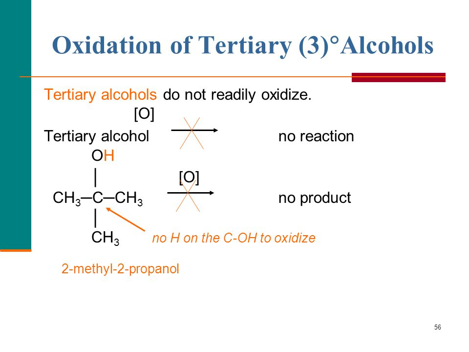 chapter 13 alcohols  phenols  and thiols