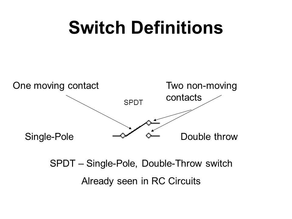 Famous Single Pole Double Throw Switch Symbol Pictures Inspiration