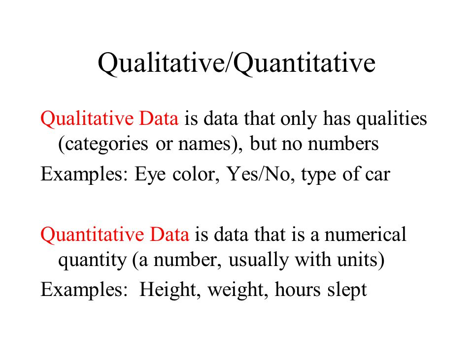 qualitative quantitative There are two general types of research, qualitative and quantitative all research articles can be classified as having a qualitative, quantitative, or mixed.