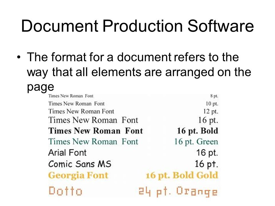 computer software ppt download With document production software