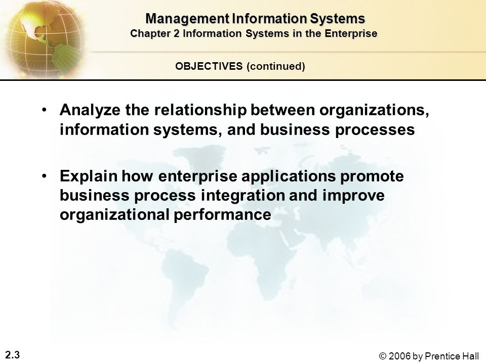relationship between information systems and business processes Isys104 tutorial – week 3 review questions 1what are business processes how are they related to information systems define business processes and describe their relationship to business performance.
