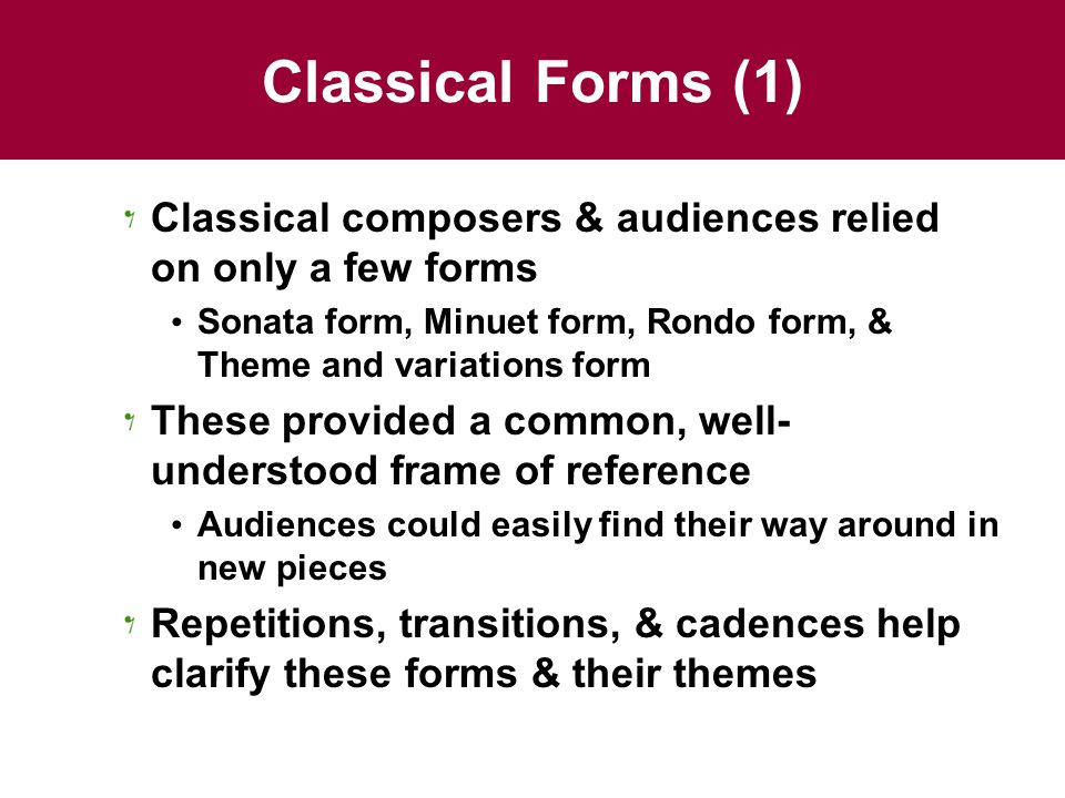 Chapter 11 Prelude: Music and the Enlightenment - ppt download