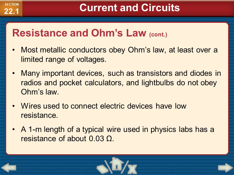electrical conductors that do not obey ohm s - 28 images ...