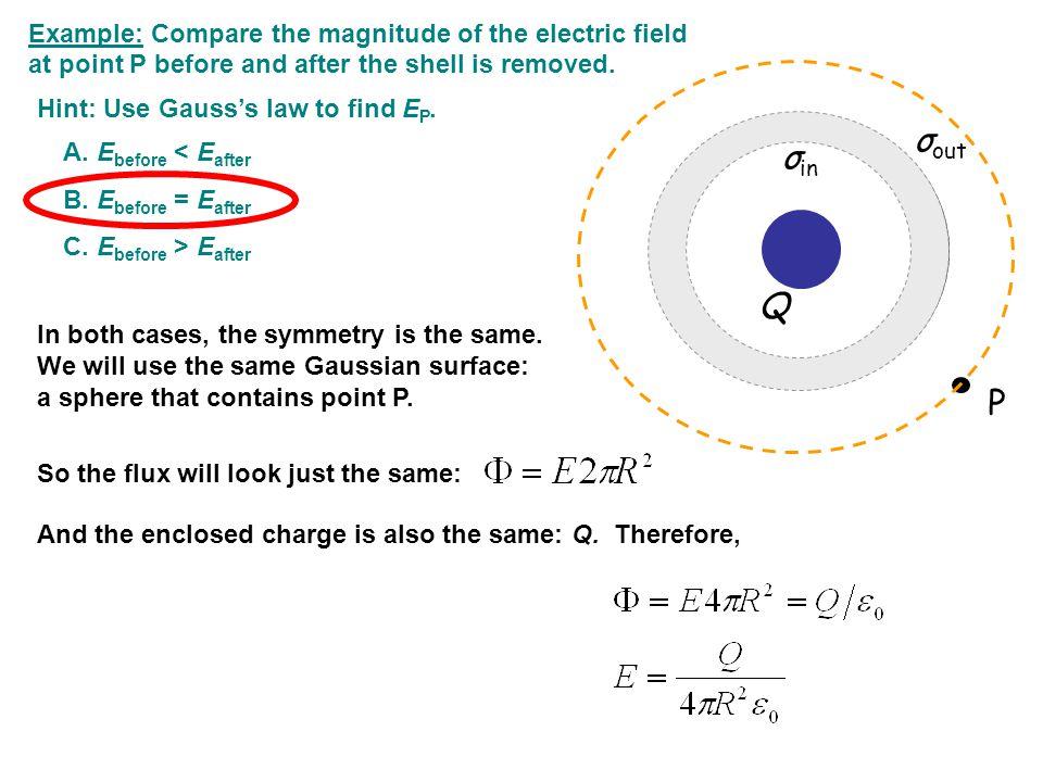 4. Gauss's law Units: 4.1 Electric flux Uniform electric field - ppt video online download
