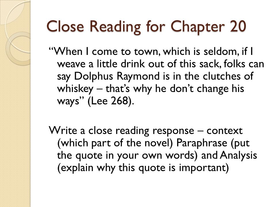 """close reading analysis old man and The seven ages of man – conversation and reading esl lesson ever since i came across a beautiful reading of """"all the  so this describes a thin old man."""