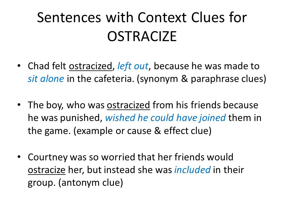 context clues and its impact to Lafs8rl12 : determine a theme or central idea of a text and analyze its development over the course of the text, including its relationship to the characters, setting, and plot provide an objective summary of the text.