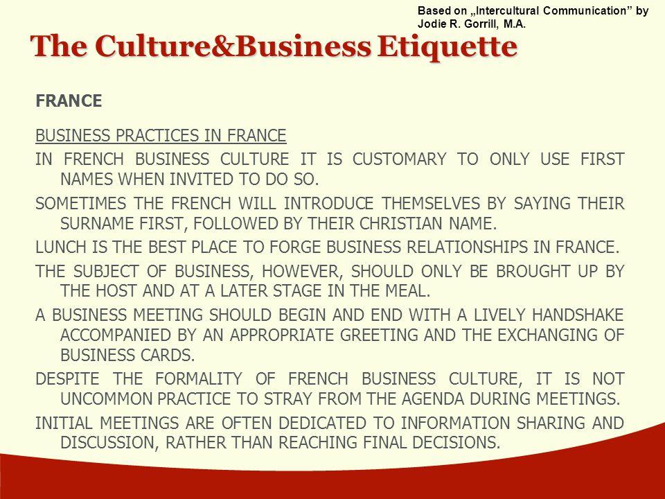 International Business COMM 321 Intercultural Communication - ppt ...