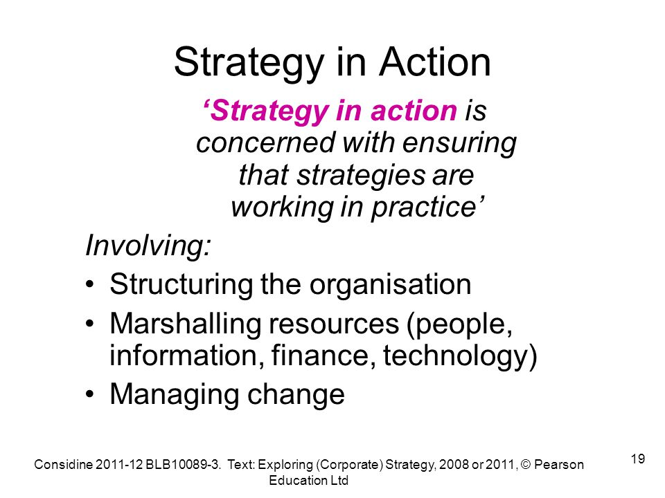 prescriptive and emergent approaches for developing strategies Approaches to strategy development emergent strategy  emergent strategies are those that develop out of the day-to-day and routine activities of the organisation.