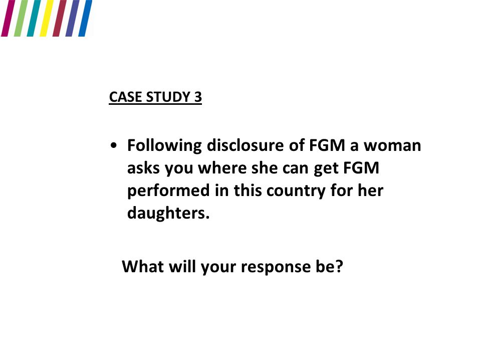 case study women asks for search Study 198 research flashcards from  marialexa conducts an economic study and asks her participants to provide  kimathi conducted a case study that included a.