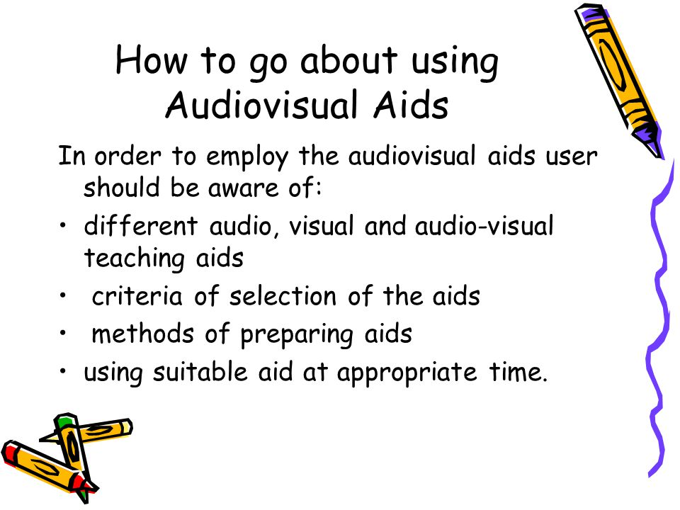 essay on audio visual education How do audio/visual aids help in business communication infocomm13  the incorporation of technology is very important in education,  visual art essay.
